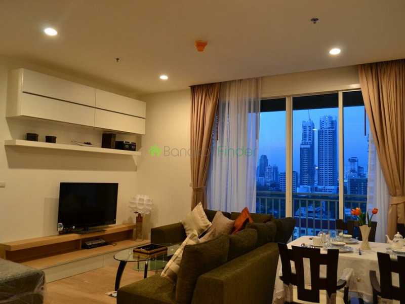 Phrom Phong, Bangkok, Thailand, 2 Bedrooms Bedrooms, ,2 BathroomsBathrooms,Condo,For Rent,39 By Sansiri,6773