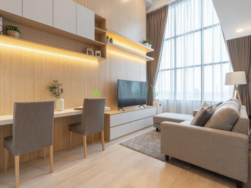 Sathorn, Bangkok, Thailand, 1 Bedroom Bedrooms, ,1 BathroomBathrooms,Condo,For Rent,KnightsBridge Prime Sathorn,6788