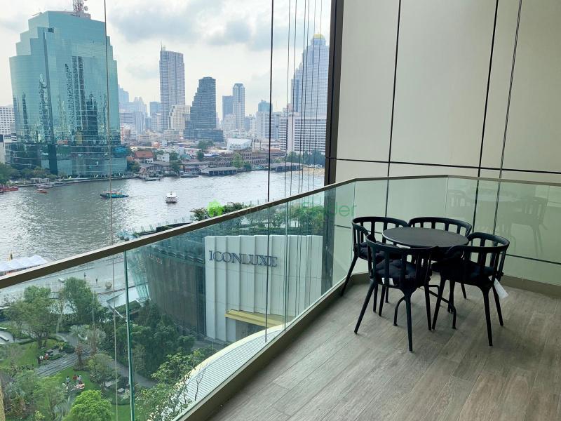 Charoen Nakhon, Bangkok, Thailand, 2 Bedrooms Bedrooms, ,2 BathroomsBathrooms,Condo,For Rent,Magnolias Waterfront,6790