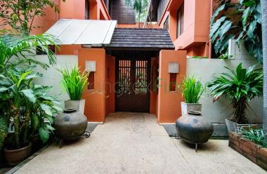 Sukhumvit-Phrom Phong, Phrom Phong, Bangkok, Thailand, 3 Bedrooms Bedrooms, ,3 BathroomsBathrooms,House,For Rent,Sukhumvit-Phrom Phong,6795