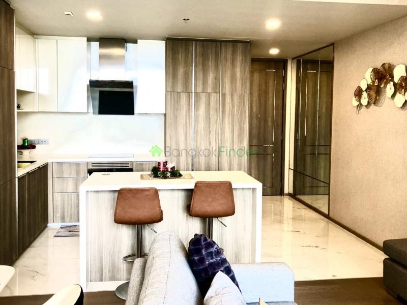 Asoke, Bangkok, Thailand, 2 Bedrooms Bedrooms, ,2 BathroomsBathrooms,Condo,For Rent,Celes Asoke,6796