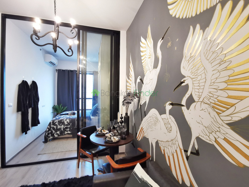 Onnut, Bangkok, Thailand, 1 Bedroom Bedrooms, ,1 BathroomBathrooms,Condo,For Rent,KnightsBridge Prime onnut,6806