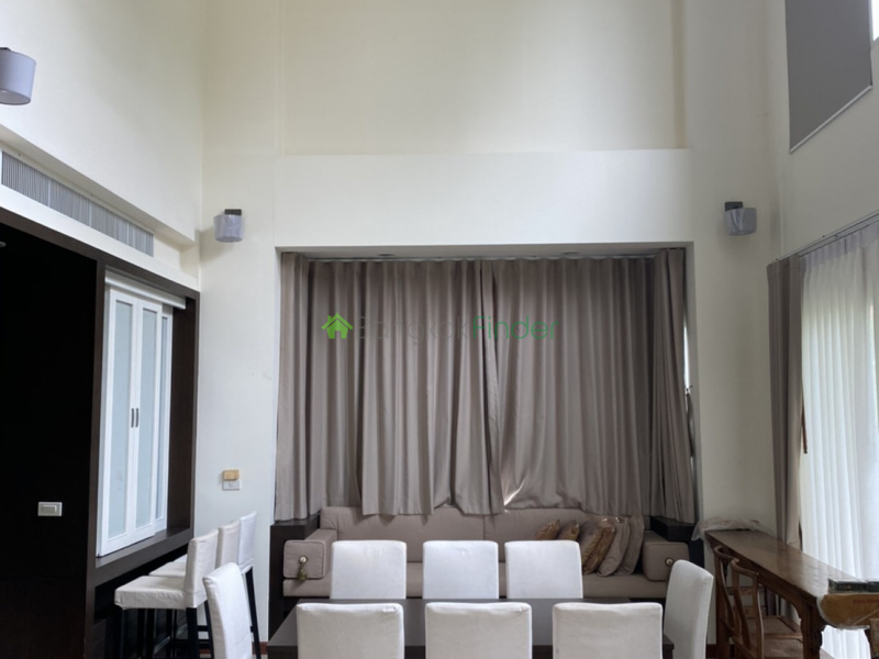 Rama 9, Bangkok, Thailand, 4 Bedrooms Bedrooms, ,4 BathroomsBathrooms,House,For Rent,6807