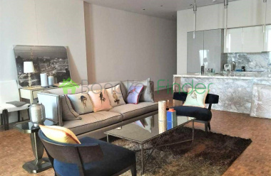 Silom, Bangkok, Thailand, 3 Bedrooms Bedrooms, ,4 BathroomsBathrooms,Condo,For Rent,The Ritz Carlton Residence,6813