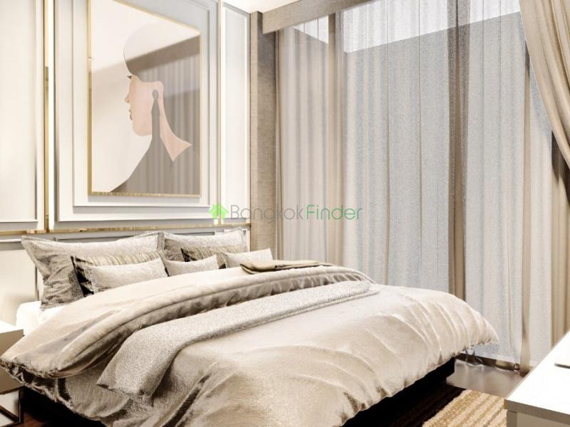 Thonglor, Bangkok, Thailand, 1 Bedroom Bedrooms, ,1 BathroomBathrooms,Condo,For Rent,Laviq Sukhumvit 57,6825