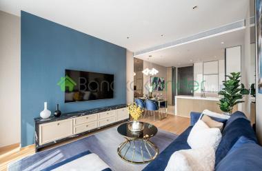 Thonglor, Bangkok, Thailand, 2 Bedrooms Bedrooms, ,2 BathroomsBathrooms,Condo,For Rent,Beatniq,6828