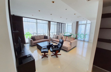 Ploenchit, Bangkok, Thailand, 3 Bedrooms Bedrooms, ,3 BathroomsBathrooms,Condo,For Rent,Athenee Residence,6830