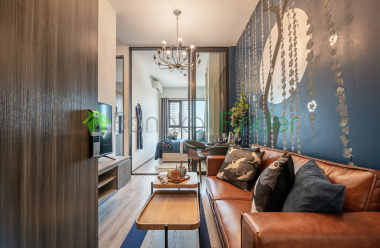 Onnut, Bangkok, Thailand, 1 Bedroom Bedrooms, ,1 BathroomBathrooms,Condo,For Rent,KnightsBridge Prime onnut,6841