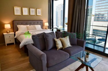 Silom, Bangkok, Thailand, 1 Bedroom Bedrooms, ,1 BathroomBathrooms,Condo,For Rent,Ashton Silom,6844