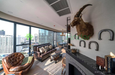 Chula, Bangkok, Thailand, 2 Bedrooms Bedrooms, ,2 BathroomsBathrooms,Condo,For Rent,Ashton Chula,6853