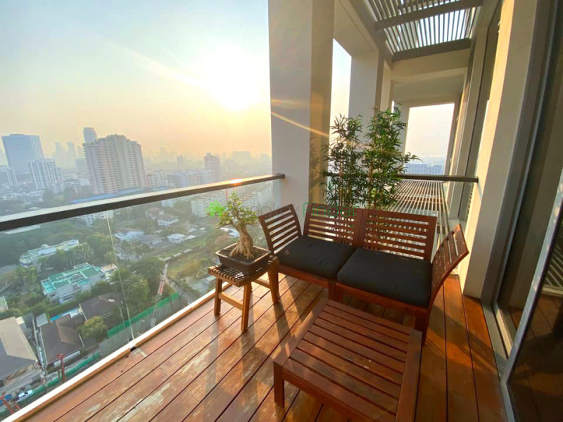 Sathorn, Sathorn, Bangkok, Thailand, 1 Bedroom Bedrooms, ,2 BathroomsBathrooms,Condo,For Rent,Sukhothai Residences ,Sathorn,6856
