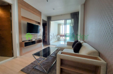 Onnut, Bangkok, Thailand, 1 Bedroom Bedrooms, ,1 BathroomBathrooms,Condo,For Rent,Rhythm 50,6874