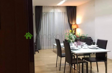 Sukhumvit 38, Bangkok, Thailand, 1 Bedroom Bedrooms, ,1 BathroomBathrooms,Condo,For Rent,Siri@Sukhumvit,6902