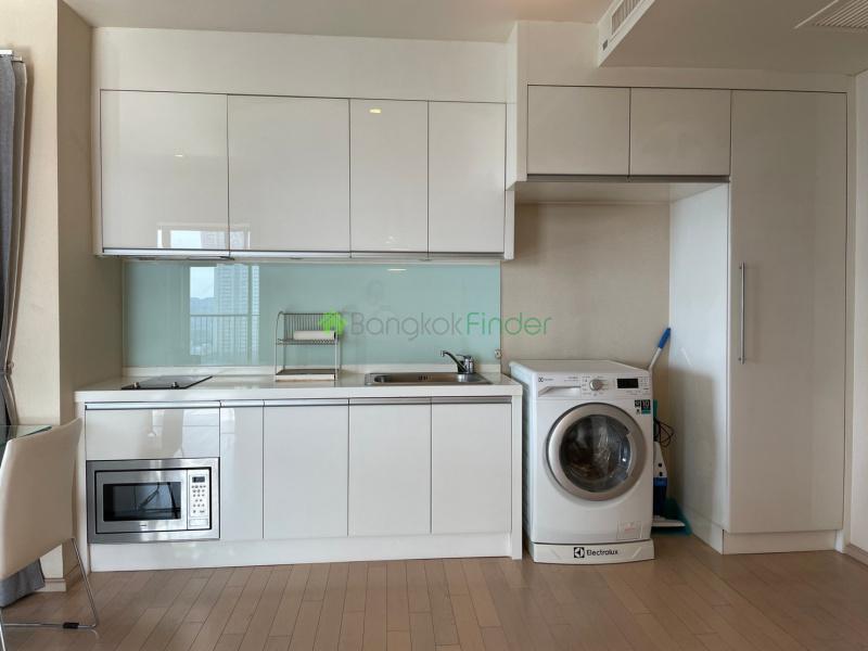 Sukhumvit, Bangkok, Thailand, 1 Bedroom Bedrooms, ,1 BathroomBathrooms,Condo,For Rent,Noble Solo ,6907