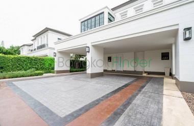 Pattanakran, Bangkok, Thailand, 4 Bedrooms Bedrooms, ,5 BathroomsBathrooms,House,For Rent,6911