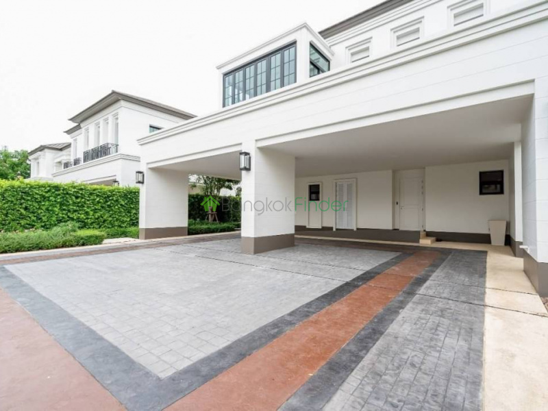 Pattanakran, Bangkok, Thailand, 4 Bedrooms Bedrooms, ,5 BathroomsBathrooms,House,For Rent,6911