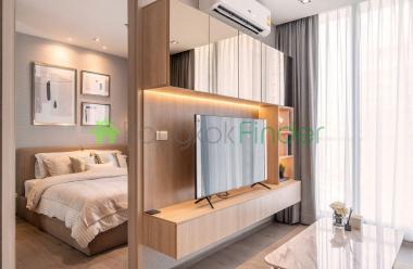 Sukhumvit 24, Asoke, Thailand, 1 Bedroom Bedrooms, ,1 BathroomBathrooms,Condo,For Rent,Park 24,6916