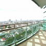 Sathorn Riverside, Bangkok, Thailand, 3 Bedrooms Bedrooms, ,3 BathroomsBathrooms,Condo,For Rent,Chatrium Condo,6918
