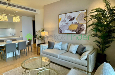 Charoen Nakhon, Bangkok, Thailand, 3 Bedrooms Bedrooms, ,3 BathroomsBathrooms,Condo,For Rent,Magnolias Waterfront,6922