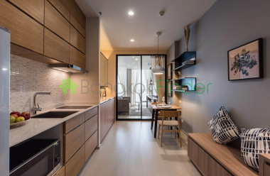 Ploenchit, Bangkok, Thailand, 1 Bedroom Bedrooms, ,1 BathroomBathrooms,Condo,For Rent,Noble Ploenchit ,6925