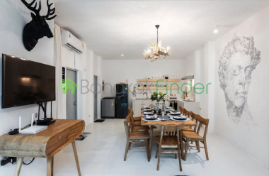 Thonglor, Bangkok, Thailand, 4 Bedrooms Bedrooms, ,3 BathroomsBathrooms,Town House,For Rent,6937
