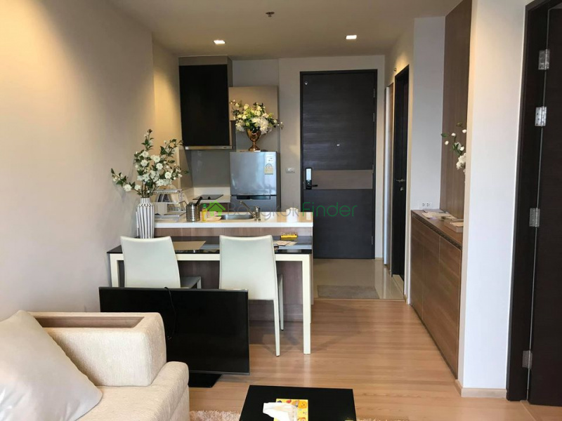 Sathorn, Bangkok, Thailand, 1 Bedroom Bedrooms, ,1 BathroomBathrooms,Condo,For Sale,Rhythm Sathorn,6942