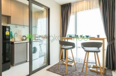 Thonglor, Bangkok, Thailand, 1 Bedroom Bedrooms, ,1 BathroomBathrooms,Condo,For Rent,Condo for Rent on Sukhumvit 36,6949