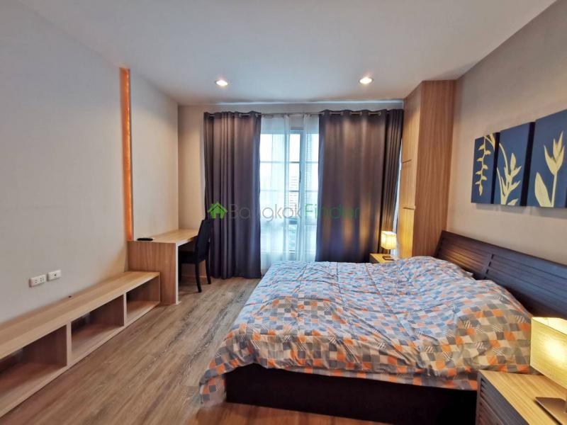 Asoke, Bangkok, Thailand, 2 Bedrooms Bedrooms, ,2 BathroomsBathrooms,Condo,For Rent,AP Citismart 18,6952