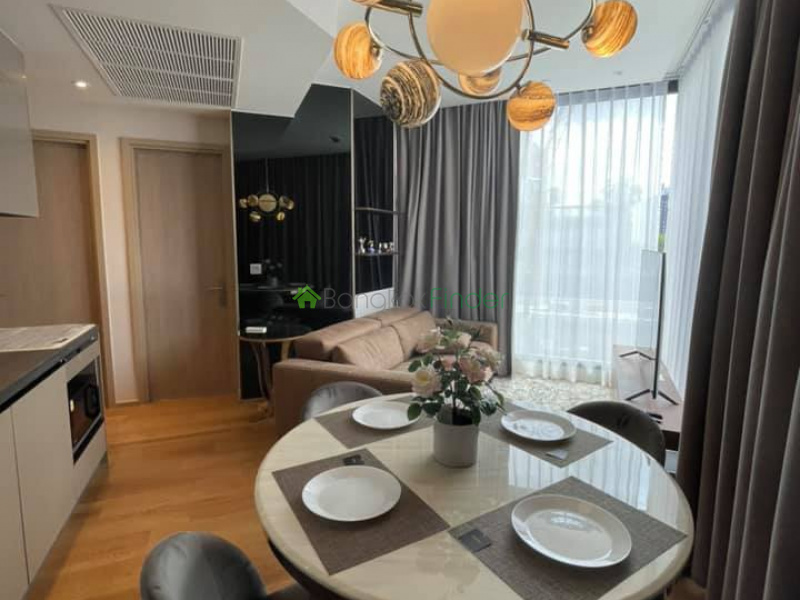 Rama 9, Bangkok, Thailand, 2 Bedrooms Bedrooms, ,2 BathroomsBathrooms,Condo,For Rent,Ashton Asoke Rama 9,6961