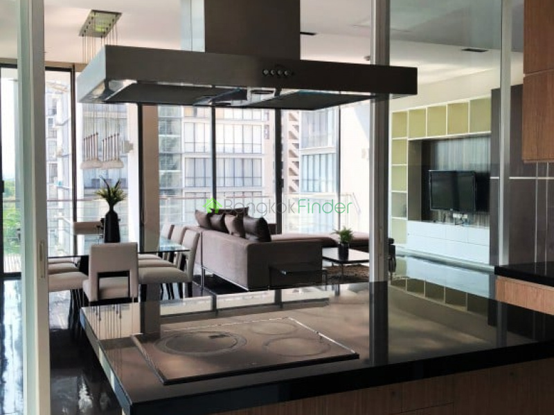 Asoke, Bangkok, Thailand, 3 Bedrooms Bedrooms, ,4 BathroomsBathrooms,Condo,For Rent,Domus,6968