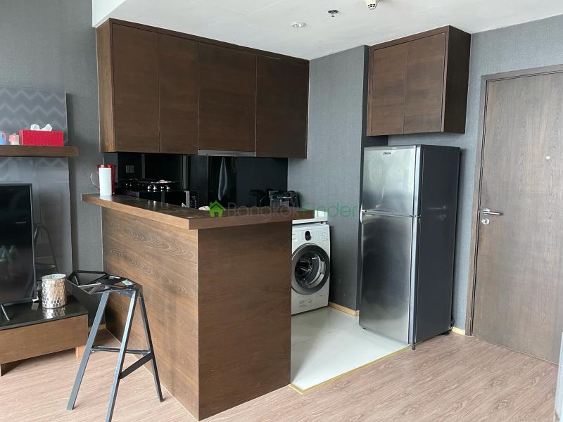 Ratchatewi, Bangkok, Thailand, 1 Bedroom Bedrooms, ,2 BathroomsBathrooms,Condo,For Rent,Villa Ratchatewi,6973