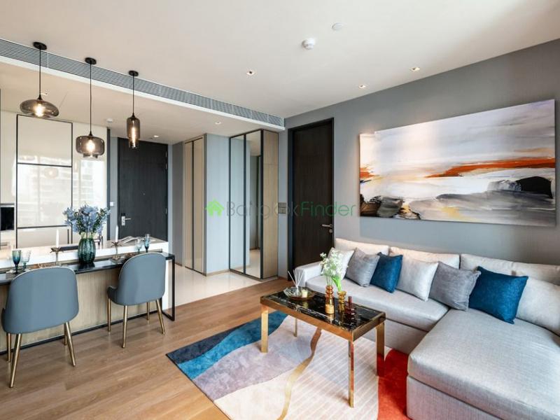 Thonglor, Bangkok, Thailand, 1 Bedroom Bedrooms, ,1 BathroomBathrooms,Condo,For Rent,Beatniq,6983