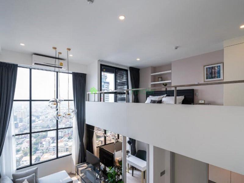 Narathiwas, Bangkok, Thailand, 1 Bedroom Bedrooms, ,1 BathroomBathrooms,Condo,For Rent,KnightsBridge Prime Sathorn,6986