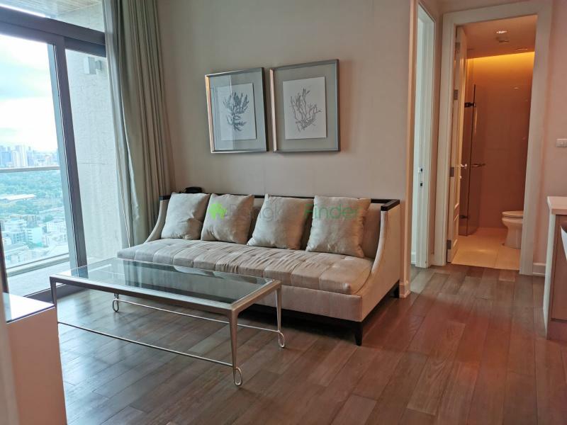Patumwan, Bangkok, Thailand, 2 Bedrooms Bedrooms, ,2 BathroomsBathrooms,Condo,For Rent,Oriental residence ,6992