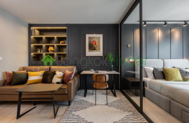 Wireless, Bangkok, Thailand, 1 Bedroom Bedrooms, ,1 BathroomBathrooms,Condo,For Rent,Life One Wireless,6993