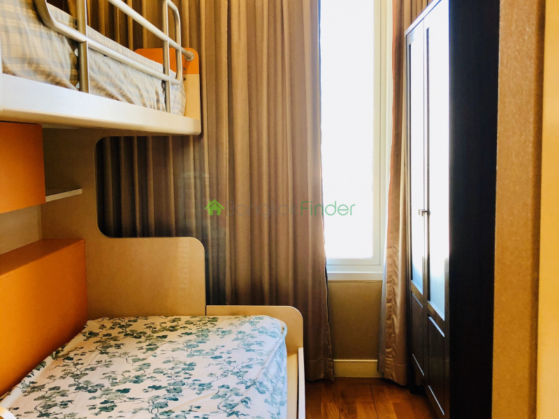Thonglor, Bangkok, Thailand, 3 Bedrooms Bedrooms, ,3 BathroomsBathrooms,Condo,For Rent,Hamptons,6994