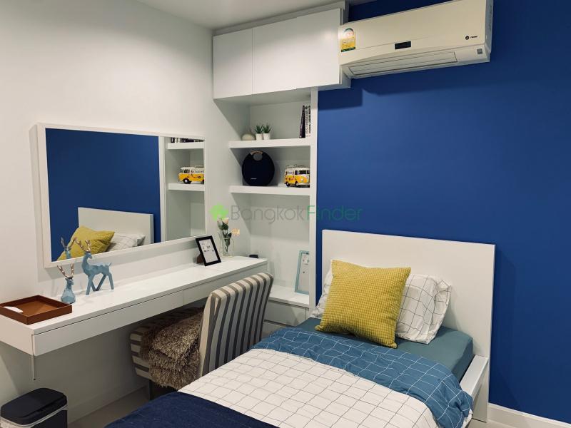 Petchaburi, Bangkok, Thailand, 2 Bedrooms Bedrooms, ,2 BathroomsBathrooms,Condo,For Rent,Sukhumvit Living Town,6995