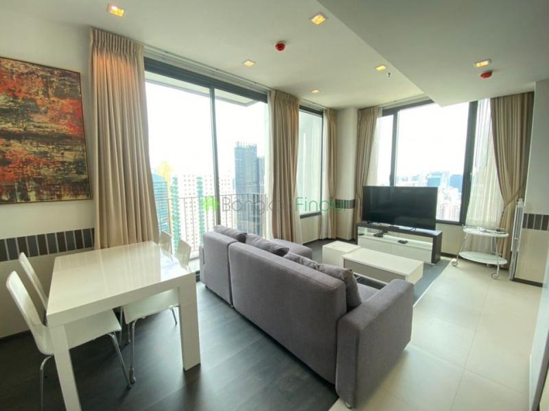 Asoke, Bangkok, Thailand, 2 Bedrooms Bedrooms, ,2 BathroomsBathrooms,Condo,For Rent,Edge Sukhumvit 23,6996