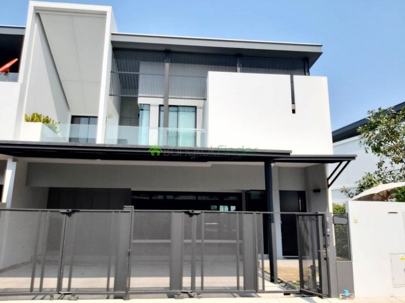 Bangna KM. 7, Bangkok, Thailand, 3 Bedrooms Bedrooms, ,4 BathroomsBathrooms,House,For Rent,6997