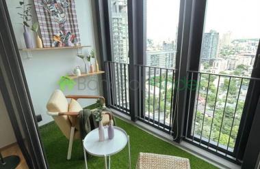 Thonglor, Bangkok, Thailand, 1 Bedroom Bedrooms, ,1 BathroomBathrooms,Condo,For Rent,Beatniq,7001