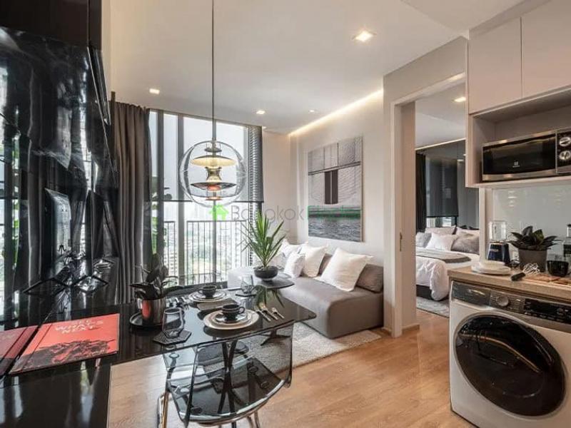 Phromphong, Bangkok, Thailand, 1 Bedroom Bedrooms, ,1 BathroomBathrooms,Condo,For Sale,Noble Around,7009