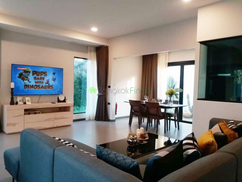 Bangna KM. 7, Bangkok, Thailand, 3 Bedrooms Bedrooms, ,4 BathroomsBathrooms,House,For Rent,7012