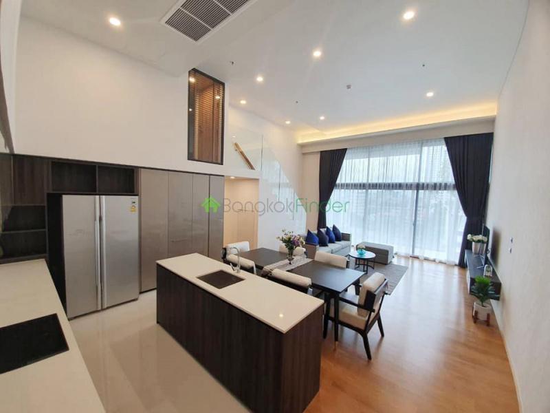 Phromphong, Bangkok, Thailand, 3 Bedrooms Bedrooms, ,2 BathroomsBathrooms,Condo,For Rent,Siamese Exclusive 31,7015