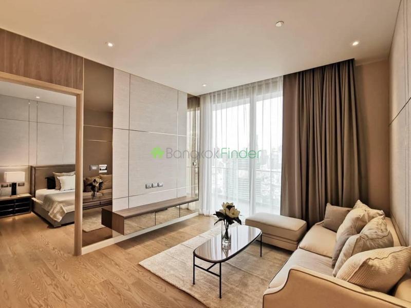 Charoen Nakhon, Bangkok, Thailand, 1 Bedroom Bedrooms, ,1 BathroomBathrooms,Condo,For Rent,Magnolias Waterfront,7016