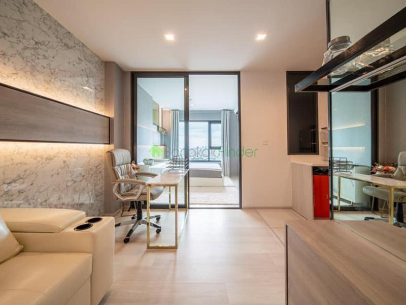 Wireless, Bangkok, Thailand, 1 Bedroom Bedrooms, ,1 BathroomBathrooms,Condo,For Rent,Life One Wireless,7023