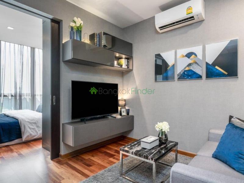 Ratchathewi, Bangkok, Thailand, 1 Bedroom Bedrooms, ,1 BathroomBathrooms,Condo,For Rent,Wish Signature Midtown Siam,7027