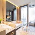 Asoke, Bangkok, Thailand, 1 Bedroom Bedrooms, ,1 BathroomBathrooms,Condo,For Rent,The Esse Asoke,7028