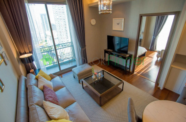 Thonglor, Bangkok, Thailand, 1 Bedroom Bedrooms, ,1 BathroomBathrooms,Condo,For Rent,Quattro,7030