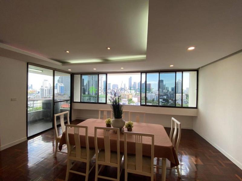 Thonglor, Bangkok, Thailand, 3 Bedrooms Bedrooms, ,4 BathroomsBathrooms,Condo,For Rent,The Habitat,7032