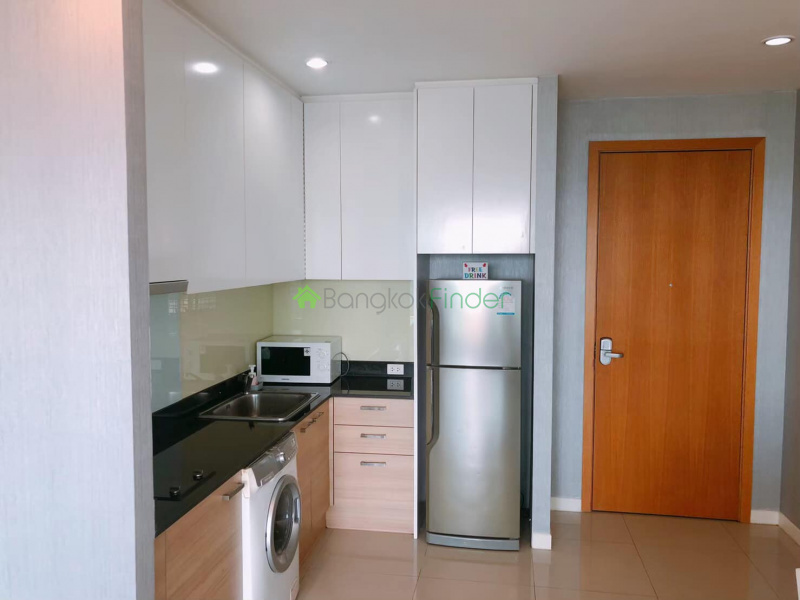 Makkasan, Bangkok, Thailand, 2 Bedrooms Bedrooms, ,2 BathroomsBathrooms,Condo,For Rent,The Circle,7039